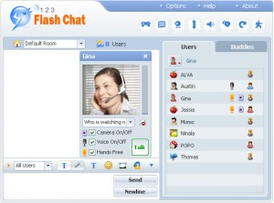 Flash Chat Dating Software WordPress