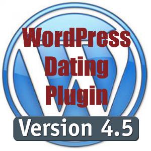 WordPress Dating Plugin Ver 4.5