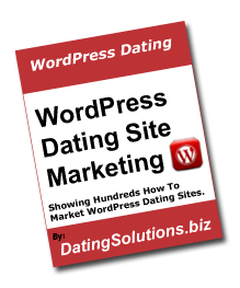 WordPress Dating Site Marketing