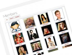 Dating Site Members