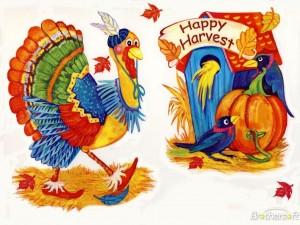 Happy Harvest!