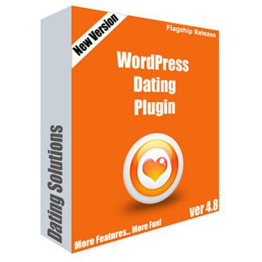 WordPress Dating Plugin Standard Package
