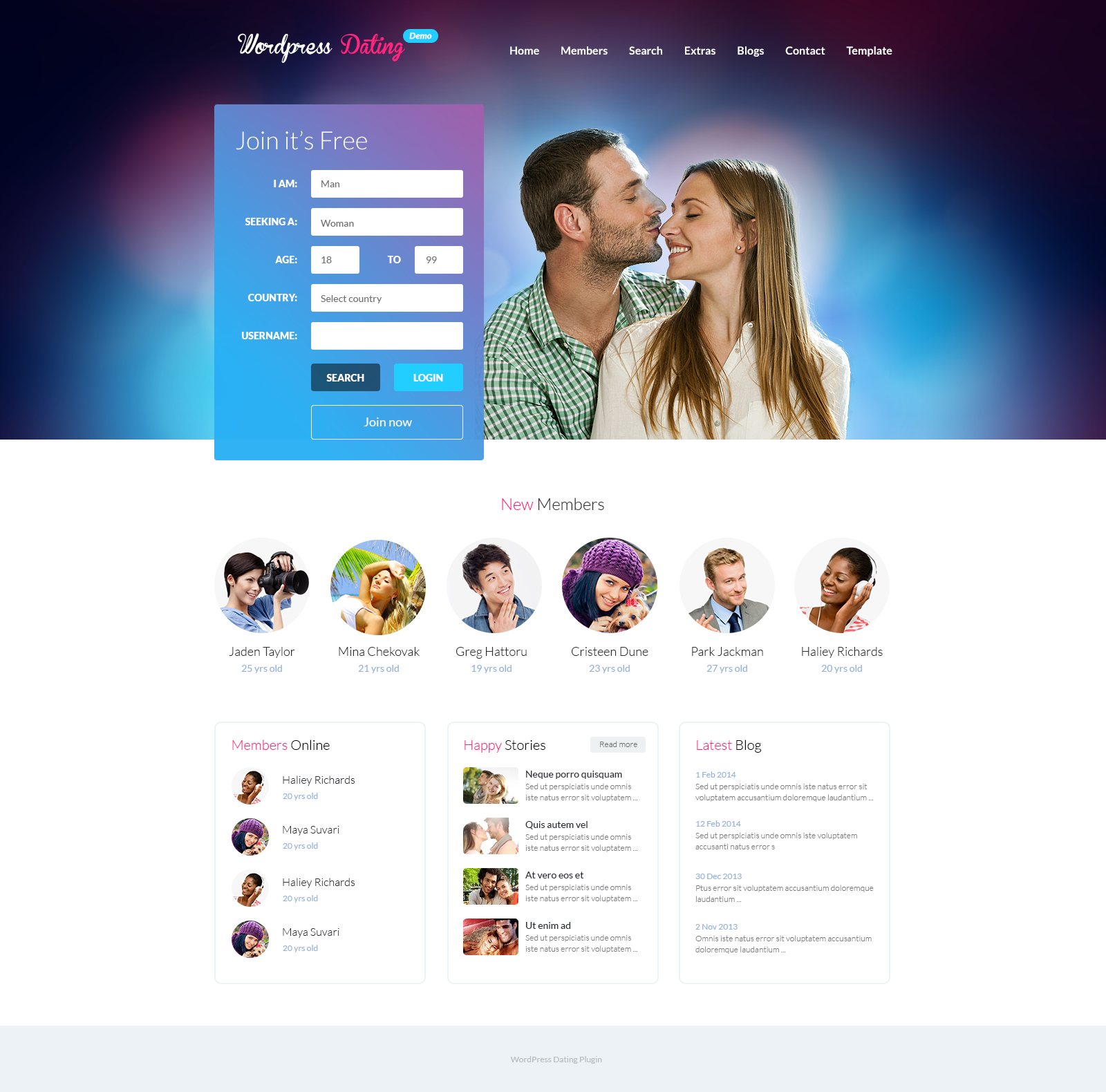 Datingsolutions wordpress review