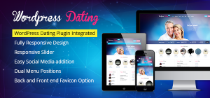WP Dating Theme