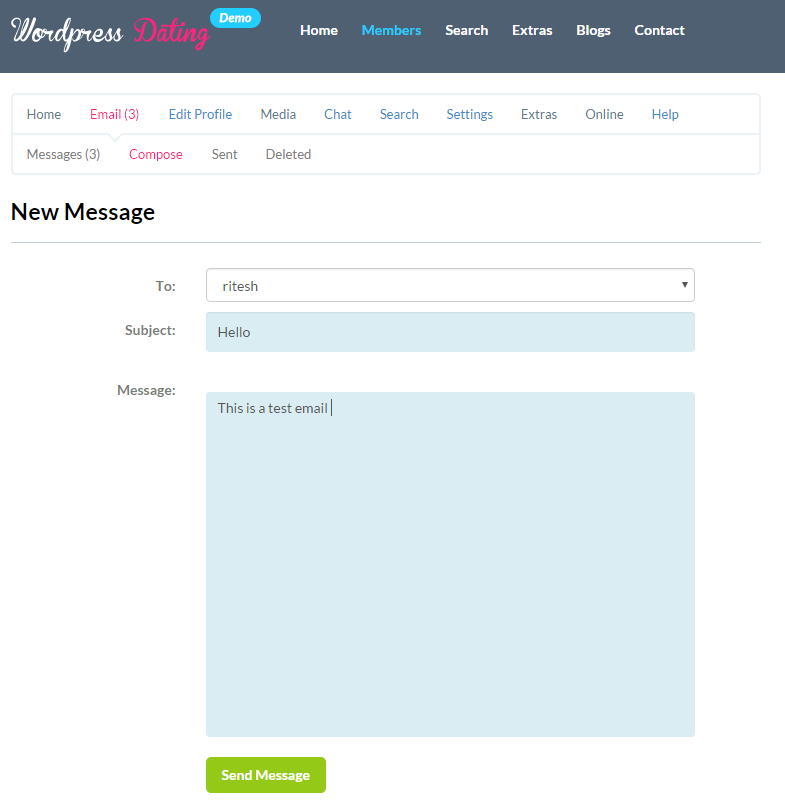dating software for wordpress