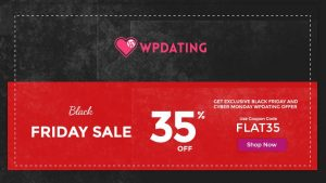 WP DATING Black Friday Sales