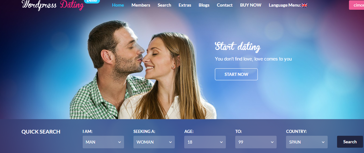 Most users dating site