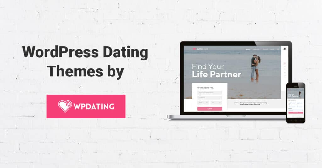 WordPress Dating Themes by WP Dating