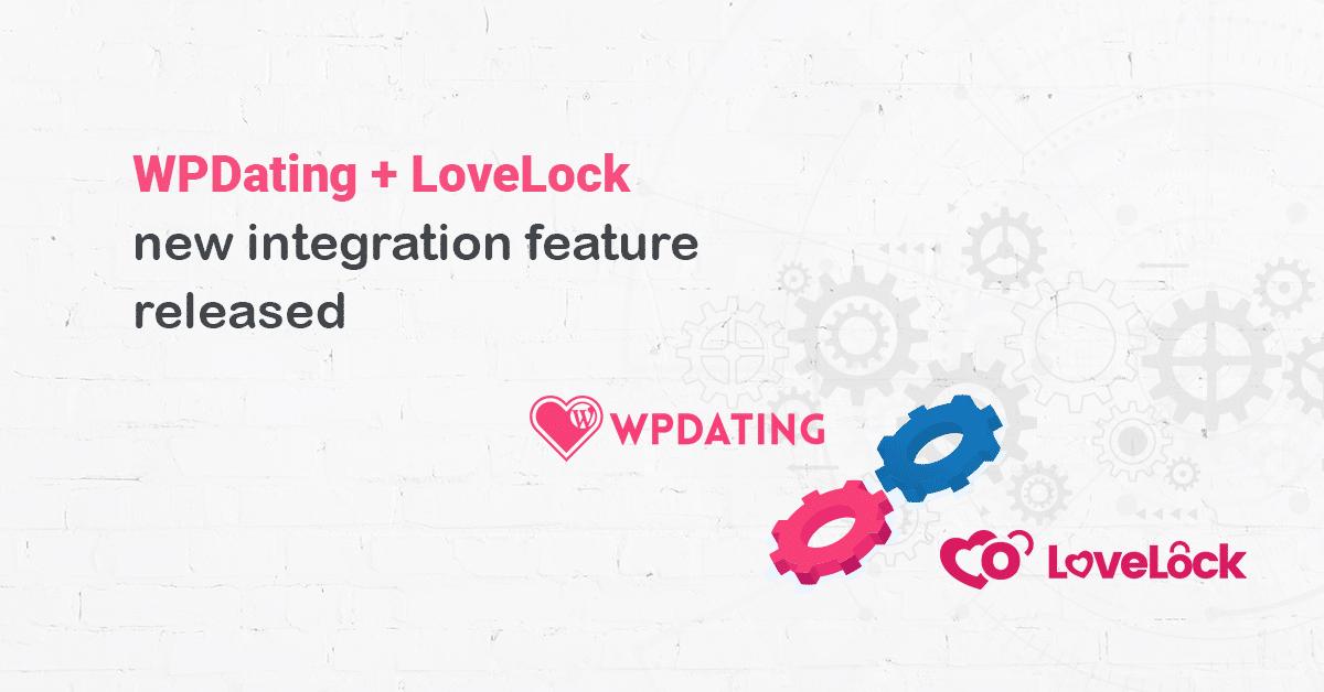 WPDating + LoveLock Integration