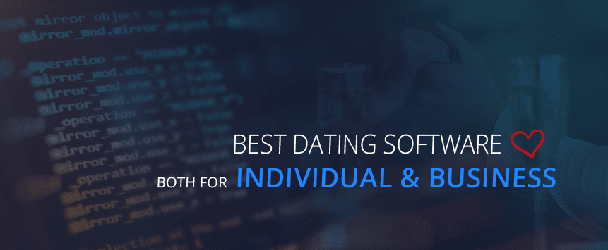 Best-dating-software