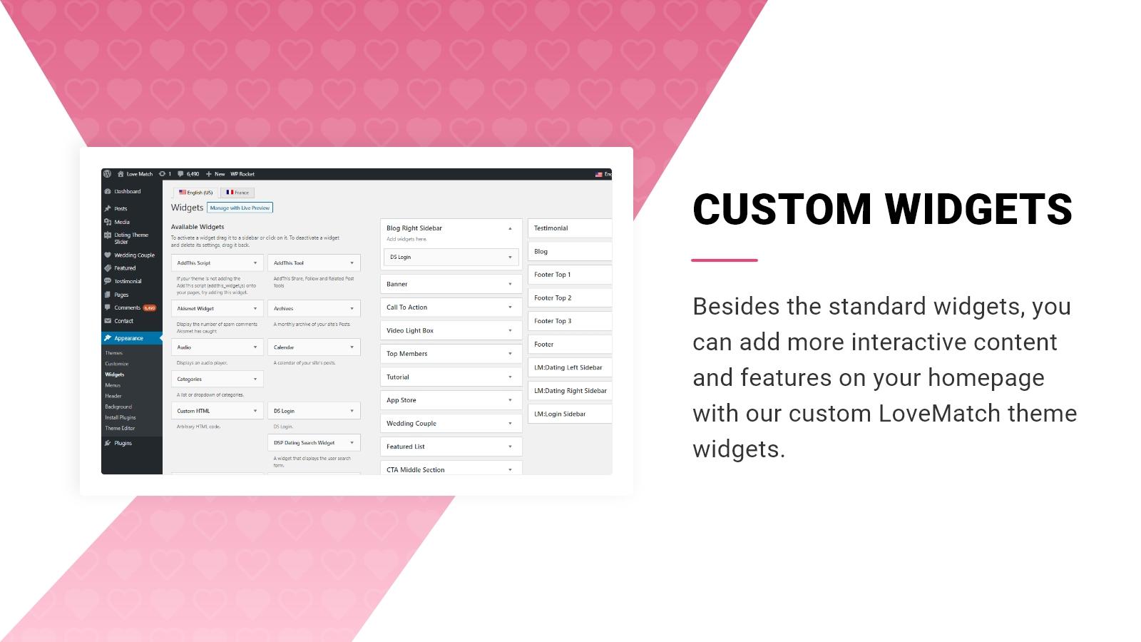 custom-widgets-LoveMatch