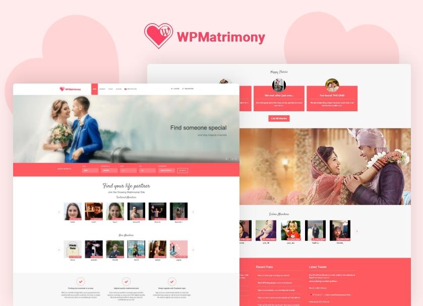 WP Matrimony