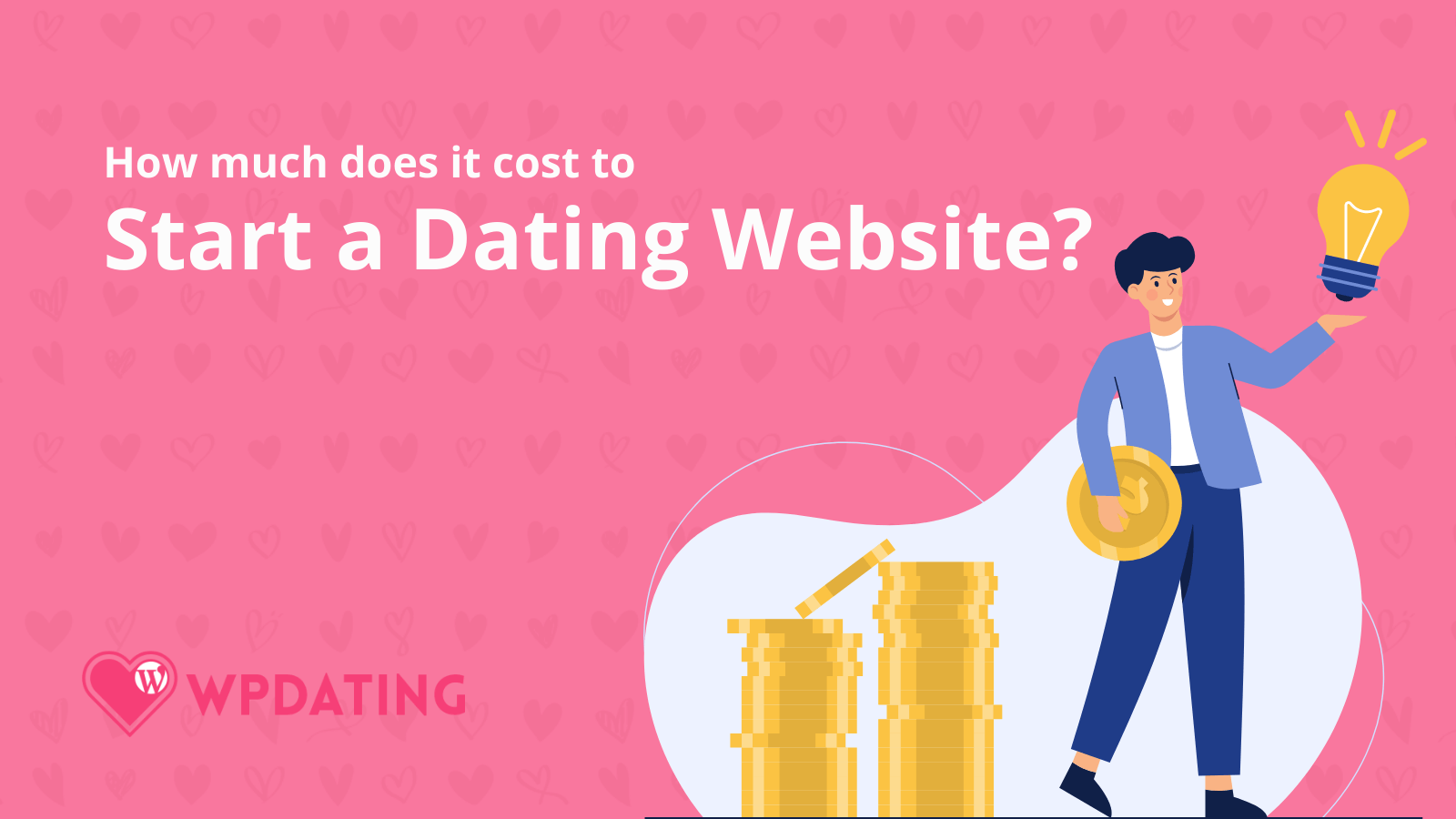 You can create a profitable dating website at $149